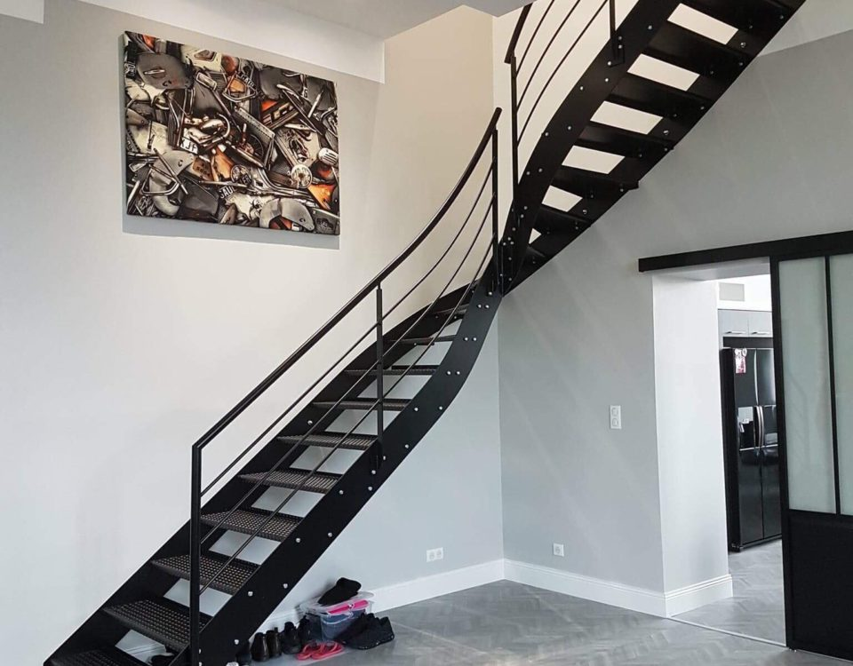 rampe escalier